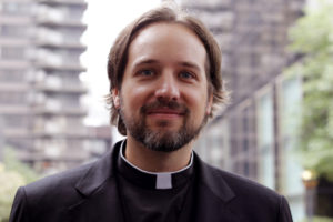 Rev. Jonathan P. Priest